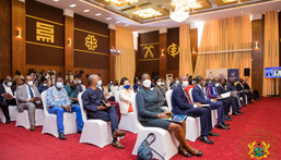 Ghana is best destinations for doing business in Africa