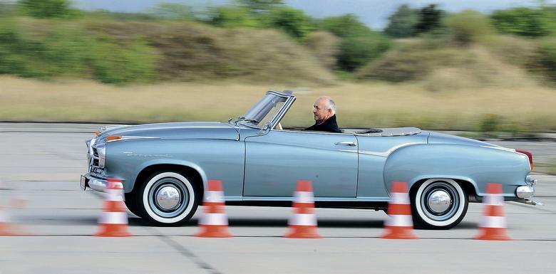 Isabella w latach 50. też była niszowym autem