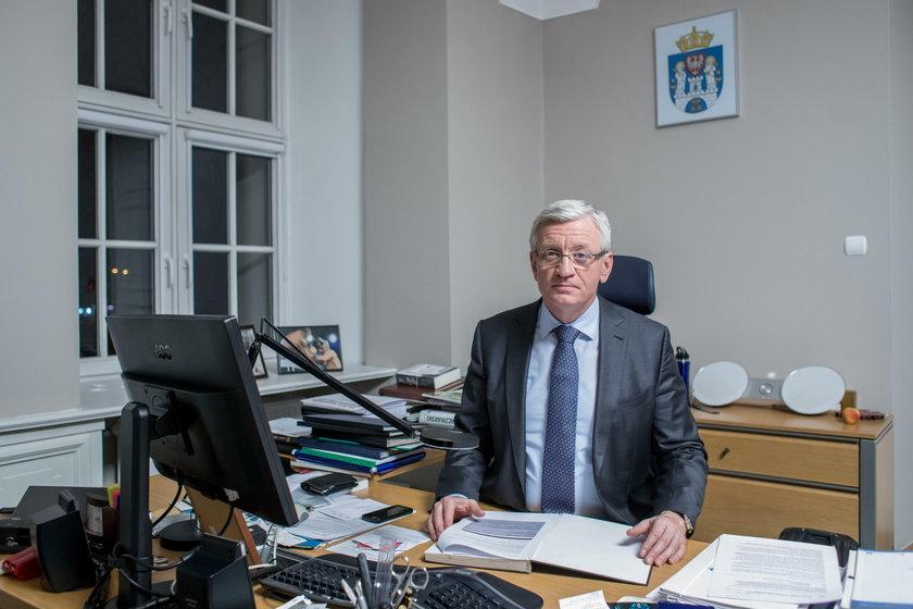 Wywiad z prezydentem Poznania Jackiem Jaśkowiakiem