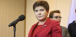 Gdzie zniknęła minister Zalewska? Beata Szydło tłumaczy