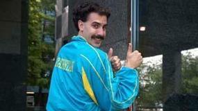 Na Borata nie ma mocnych