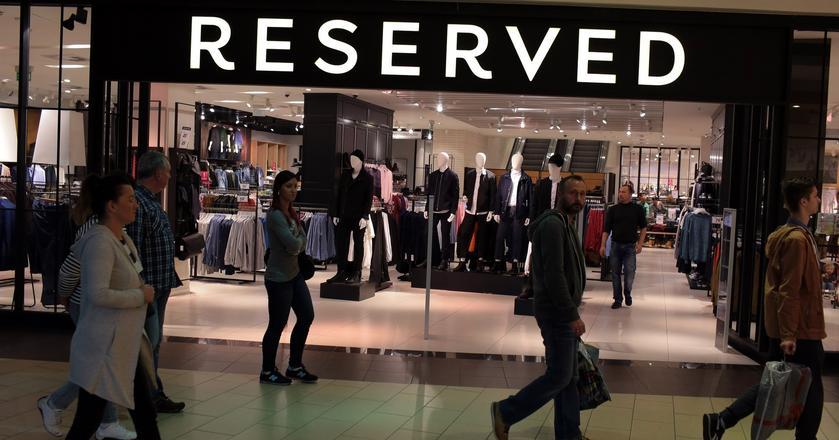 Reserved jest największą marką grupy LPP