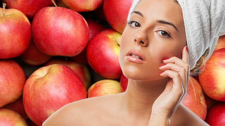 Domowe zabiegi kosmetyczne z jabłkami