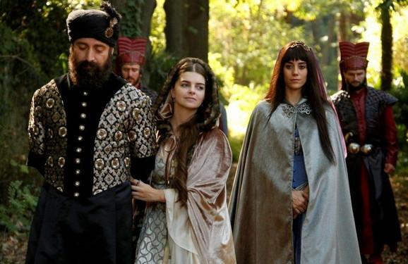 Useriji će mlada sultanija Mihrimah imati veliki uticaj na političke odluke oca