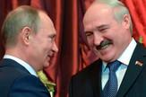 Vladimir Putin i Aleksandar Lukašenko ap