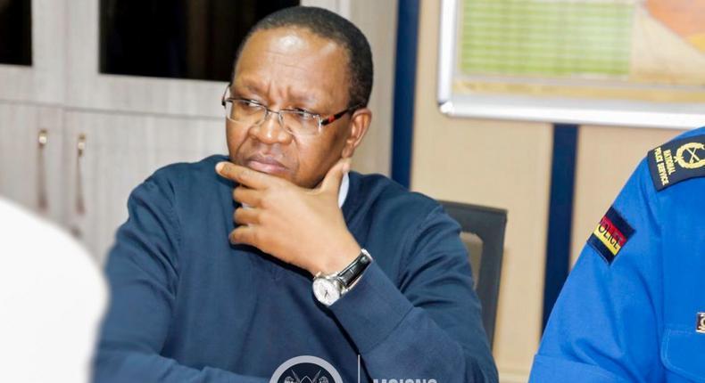Interior PS Karanja Kibicho speaks on contesting for Kirinyaga Governor seat in 2022