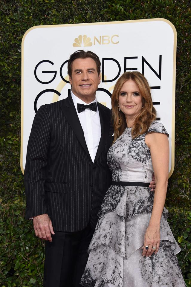 John Travolta i Kelly Preston