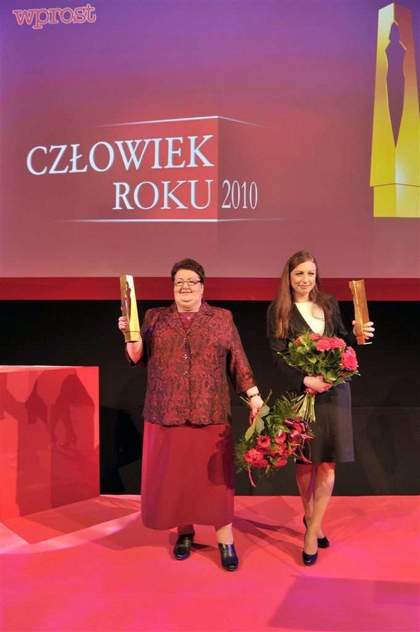 Kowalczyk i Krzywonos bohaterkami gali. FOTO