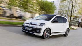 Volkswagen wraca do korzeni - nowy up! GTI