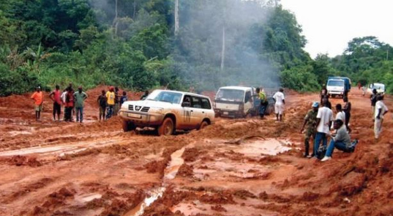 PDP exposed after using photos of bad roads in Liberia to criticise Fashola