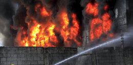 Kilkadziesiąt osób spłonęło podczas prac