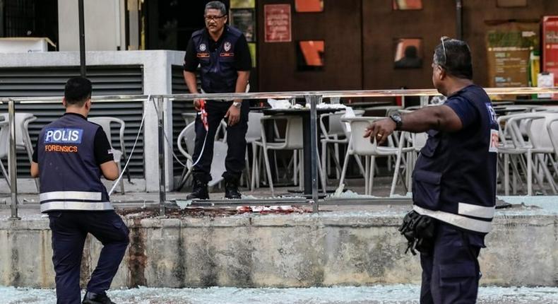 Malaysian police (Illustration)