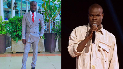 We had just lost our baby at 3 months - Comedian Mulamwah quits comedy over cyberbullying