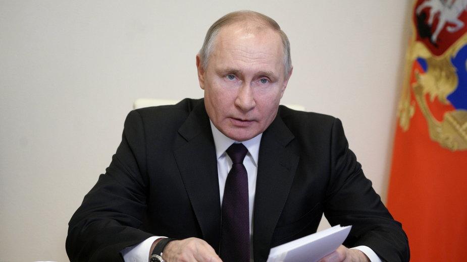 Policzek dla Putina. Prezydent Rosji bez wyjścia