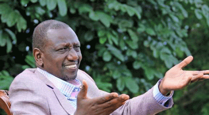 Police finally give DP Ruto go-ahead for Nyamira meeting