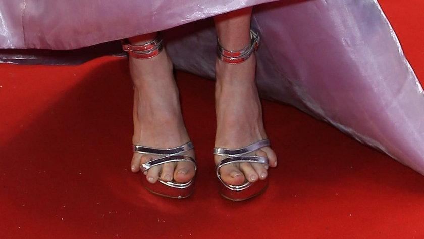 Te gwiazdy noszą za małe buty - Julianne Moore