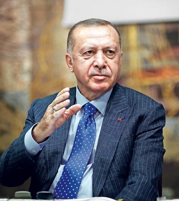 Erdogan koristi situaciju da pregovara sa EU