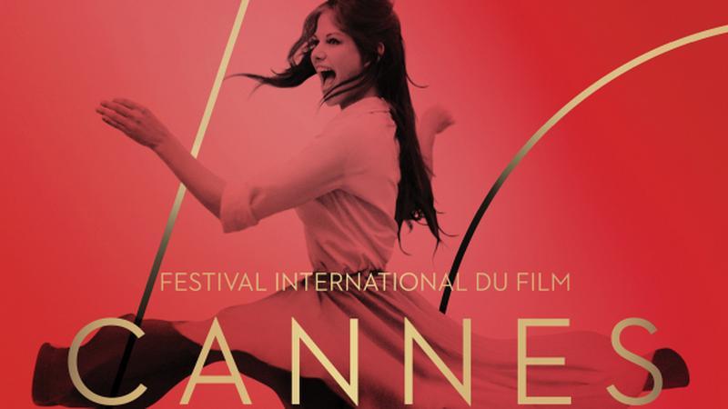 Plakat 70. Festiwalu Filmowego w Cannes
