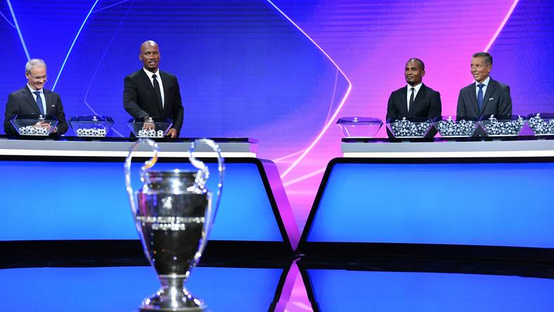 Losowanie grup Ligi Mistrzów