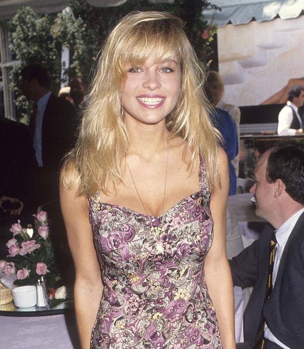 Pamela Anderson 1991-ben