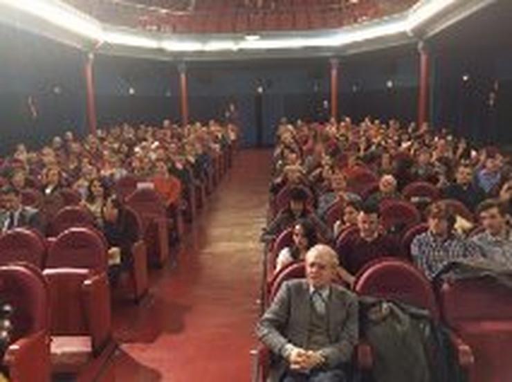 "Sine Dore, nedelja srpskog filma u Madridu, ""Montevideo, Bog te video"""