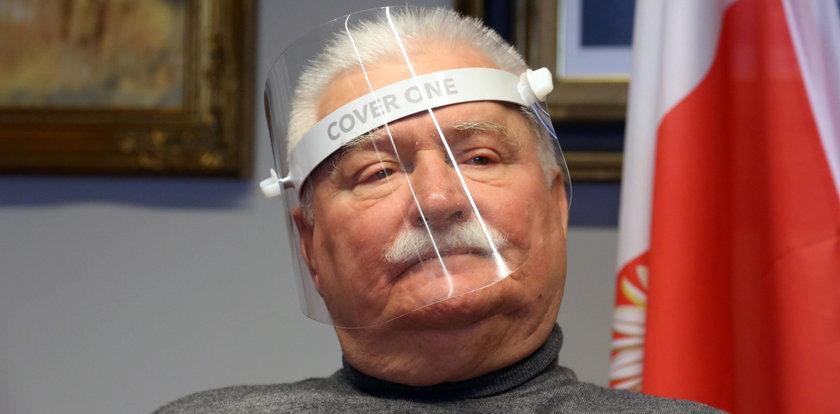 Wałęsa opowiedział nam o umieraniu i lęku przed piekłem [TAK SZCZERA ROZMOWA TYLKO W FAKCIE]