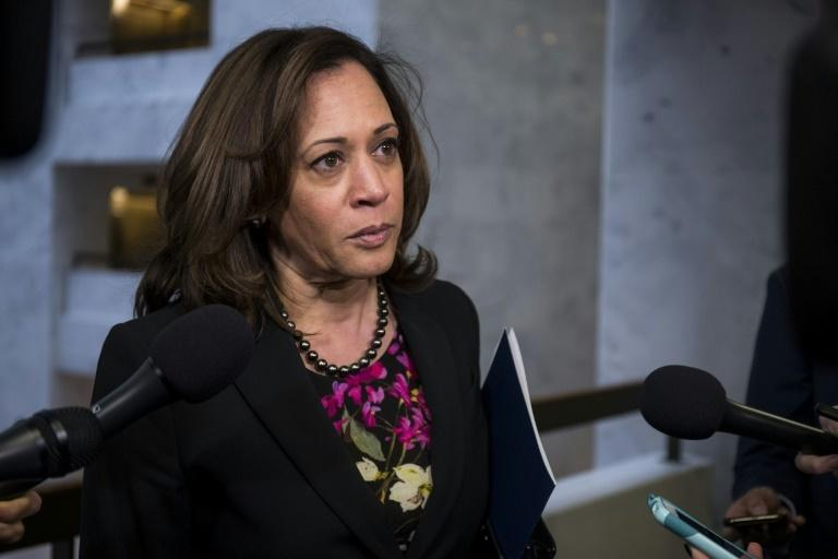 Democratic Senator Kamala Harris is sponsoring legislation, expected to be introduced this year, to bolster the rights of domestic workers