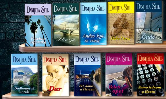 Komplet romana Danijele Stil