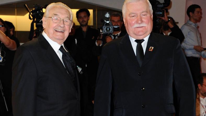 """Wałęsa ma chrapkę na Oscara. """"No, kto by nie chciał sukcesów"""""""