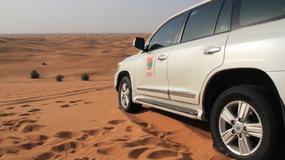 Ekolodzy przekonują Emiratczyków do zmiany samochodów