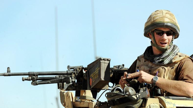 Książę Harry w Afganistanie
