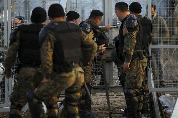 Policija Severne Makedonije