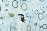 gabrijel stupica, devojcica, oko 1965