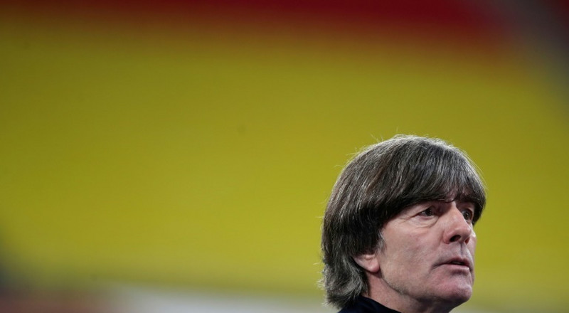 Loew meets with German football DFB bosses to discuss future