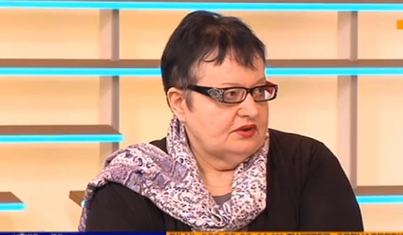 Pulmolog Tanja Radosavljević