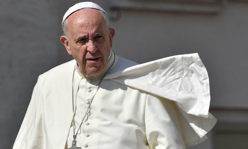 Papież Franciszek ekskomunikował Uniwersalny Kościół Nowego Jeruzalem
