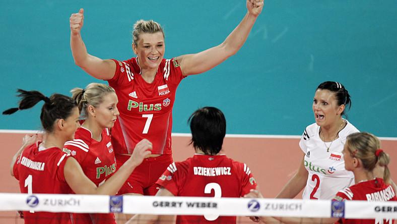 Polki wygrały z Niemkami