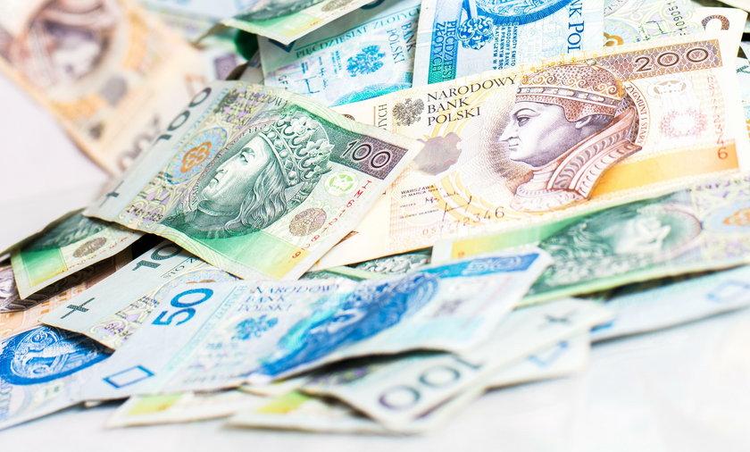 Papierowe pieniądze polskie