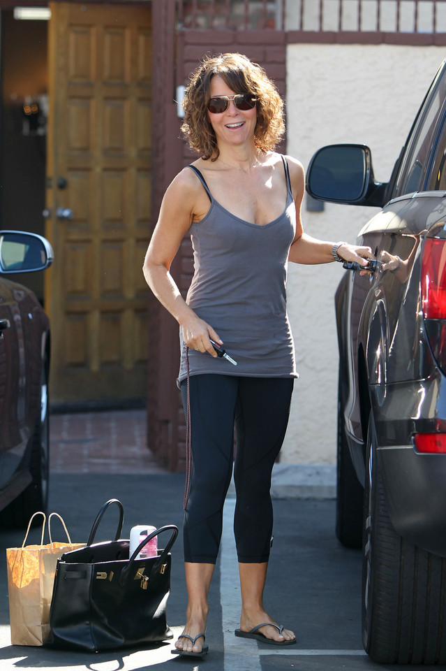 Jennifer Grey w 2010 roku