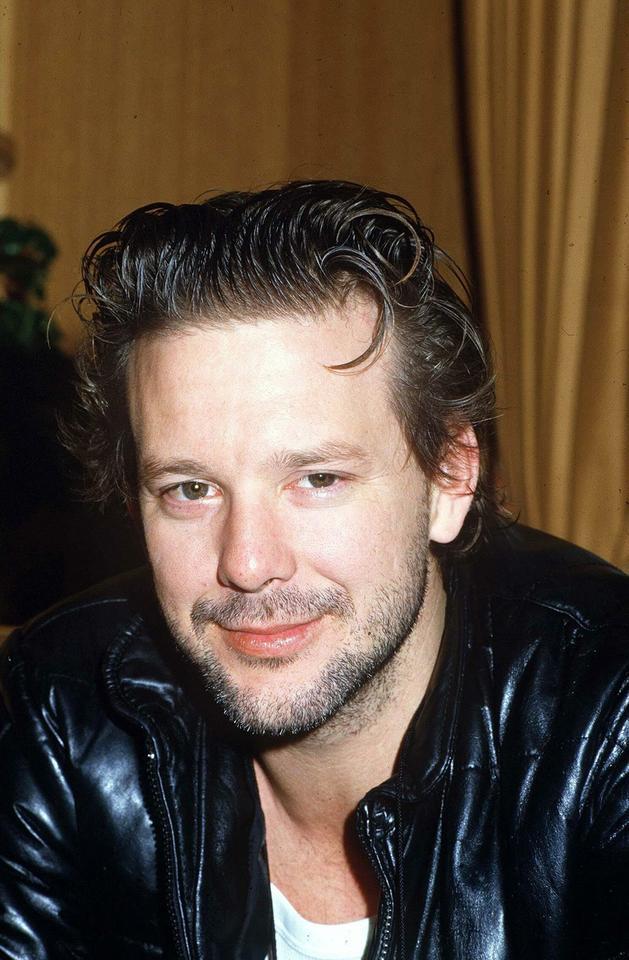 Mickey Rourke - 1985