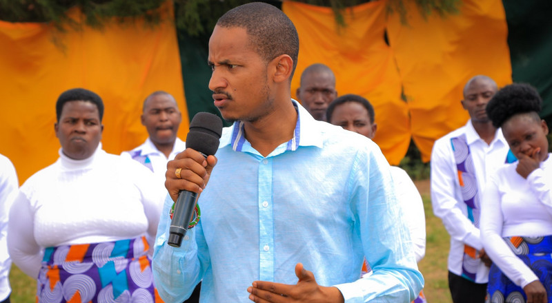 Babu Owino reveals identity of man attempting to blackmail him