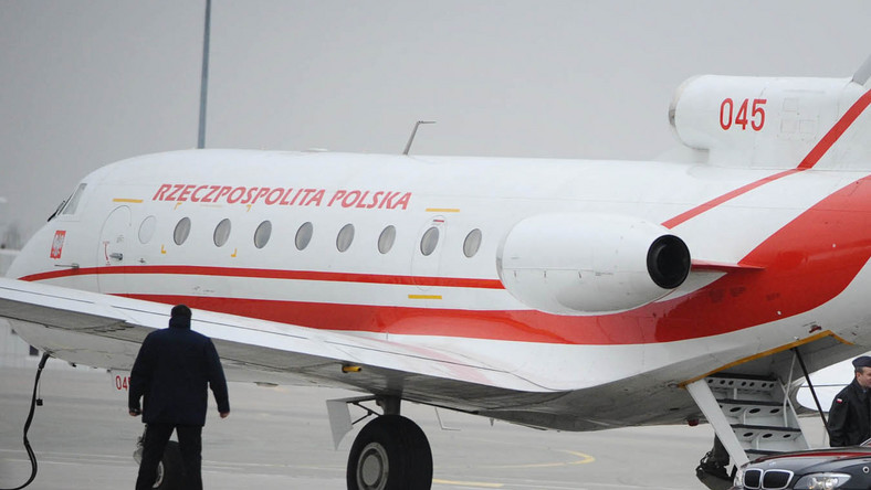 Tak rząd nie kupił samolotów dla VIP-ów