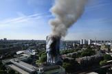 London požar