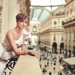 Subtelna i kobieca Katarzyna Sokołowska w kampanii marki Apart. Zdjęcia są przepiękne!