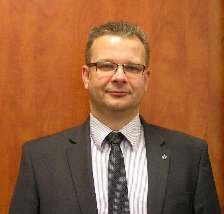 Krzysztof Guzdzioł, kierownik zespołu przedsiebiorstw, Oddział 5 w Poznaniu