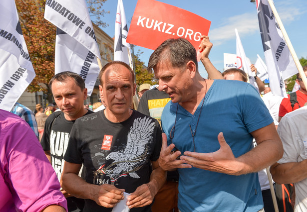 Paweł Kukiz, PAP/Marcin Obara