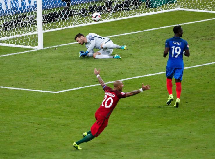 Fudbalska reprezentacija Francuske, Fudbalska reprezentacija Portugalije