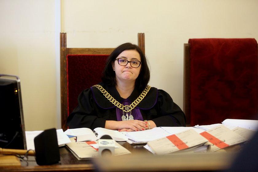 sędzia Aleksandra Siniecka-Kotula