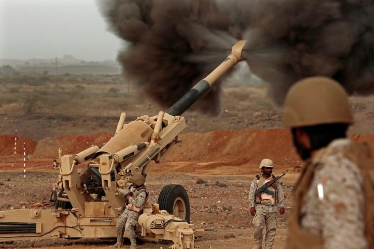 saudijska vojska