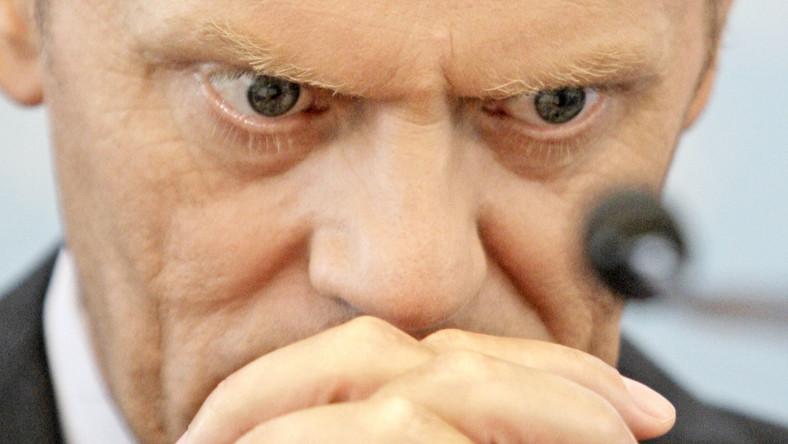 """Tusk nie stanie do debaty z Gowinem. """"On osłabia Platformę i wzmacnia opozycję"""""""
